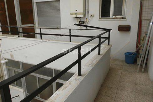 En venta bonito piso con hermosas vistas en Santa Rosa. - balcon3