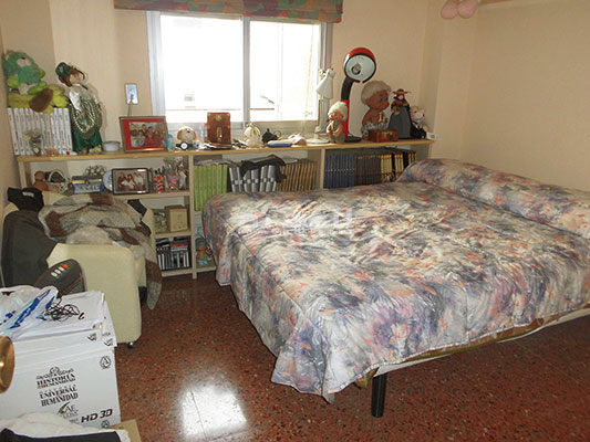 En venta bonito piso con hermosas vistas en Santa Rosa. - habitacion2
