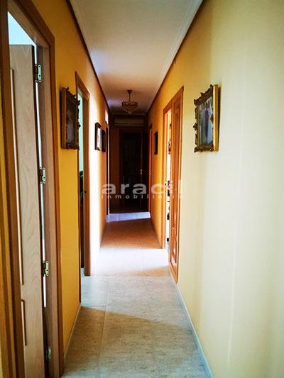 Bonito piso a buen precio en Santa Rosa. - pasillo1
