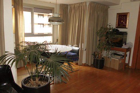 En venta bonito piso con hermosas vistas en Santa Rosa. - salon3