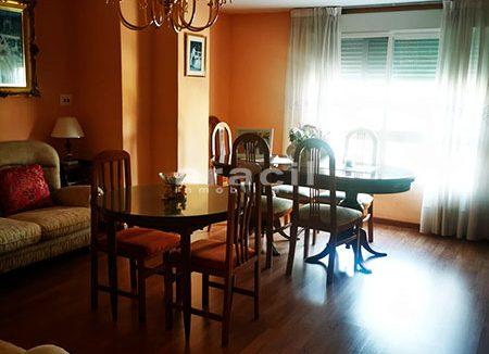 Bonito piso a buen precio en Santa Rosa. - comedor2