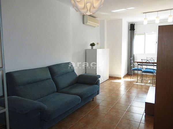 Bonito piso en perfecto estado a la venta en Alcoy. - salon1