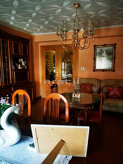 Bonito piso a buen precio en Santa Rosa. - comedor3