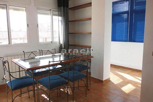 Bonito piso en perfecto estado a la venta en Alcoy. - comedor2